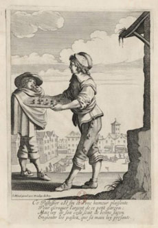 The Confectioner - 17th century